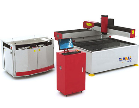Water jet cutting machine EK1520